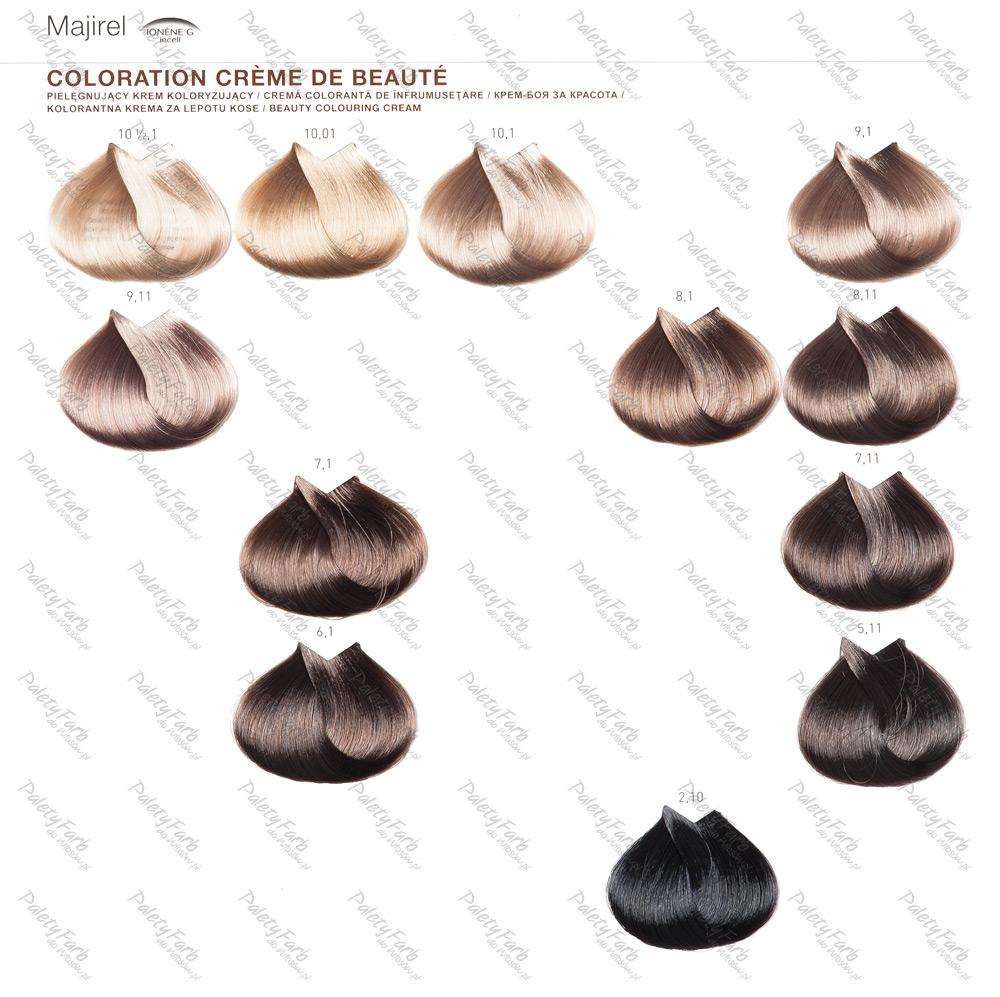 Majirel Loreal Coloration Creme Haarfarbe 50 Ml Friseurbedarf Picture