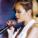 Rihanna i jej fryzury