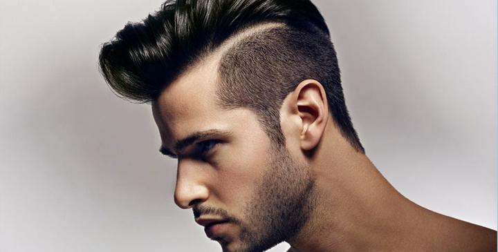 Fryzura Pompadour Czyli Męski Punkt Widzenia Blog Hairstore