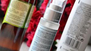 INCI Skład kosmetyków