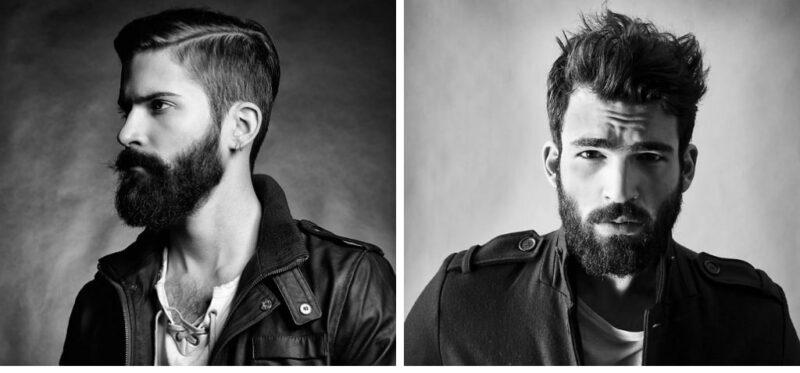 komu naprawdę pasuje broda, fajna broda