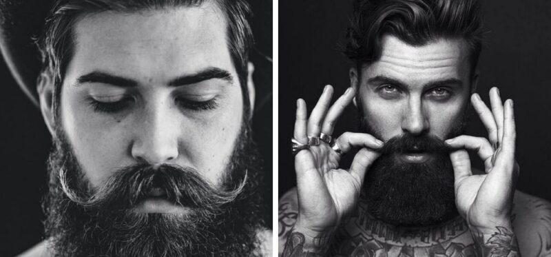 dlaczego broda jest modna, fajna broda