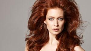 Objętość cienkich włosów