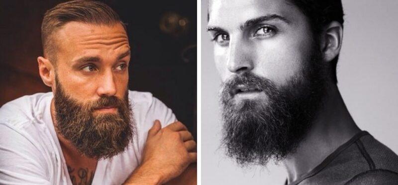 jak nosić długą brodę