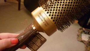 Szczotka do włosów Olivia Garden Nano Thermic