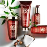 Kerastase Aura Botanica, pielęgnacja włosów bliżej natury