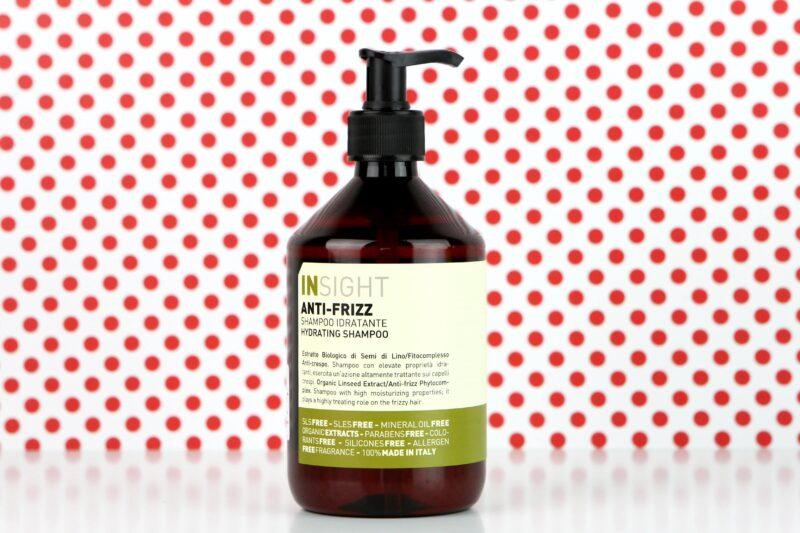 insight anti frizz szampon opinia recenzja puszace wlosy