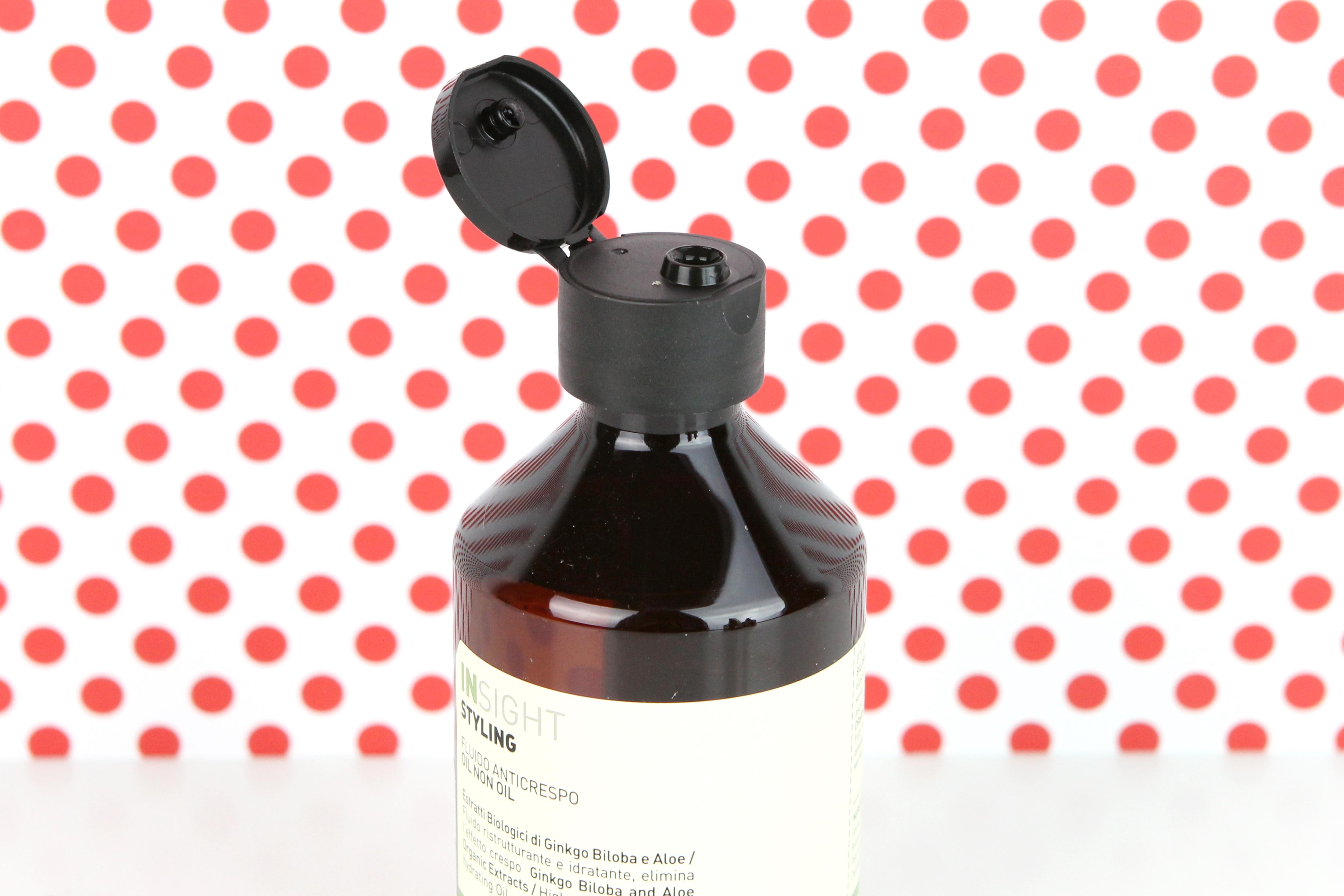insight oil non oil suchy olejek do wlosow stylizacja loki