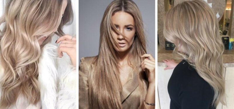 beżowy blond zdjęcia