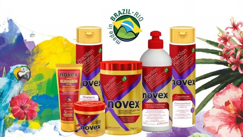 Kosmetyki do włosów Novex
