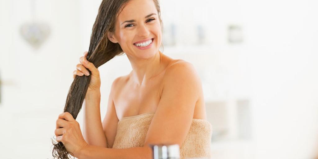 odzywianie włosów