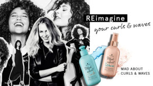 Schwarzkopf Mad About Curls Waves