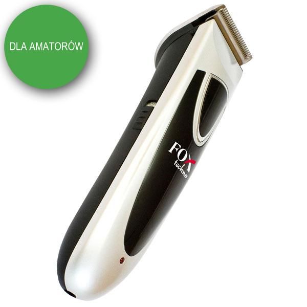 bezprzewodowa maszynka do włosów dla amatorów z akumulatorem ni-hm