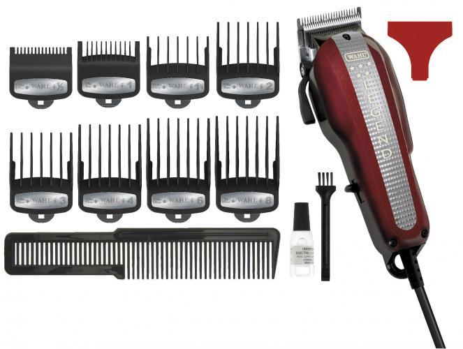 Jak kupić profesjonalną maszynkę do włosów? Akcesoria do maszynki