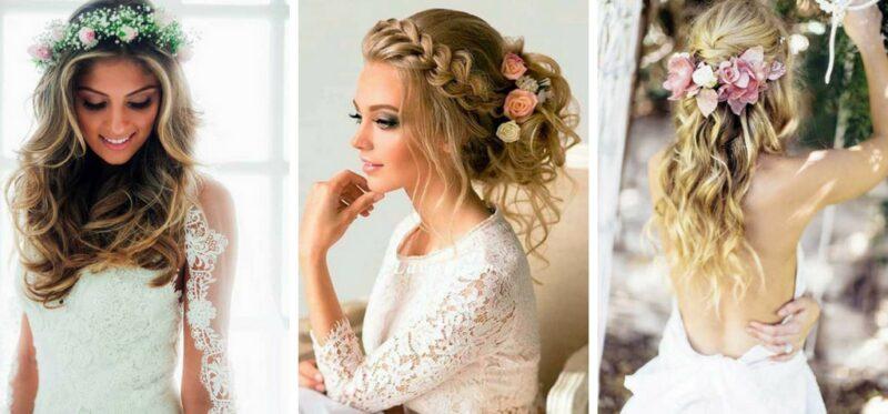 pomysły na fryzury na wesele