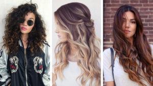 Pomysły na fryzury - włosy kręcone