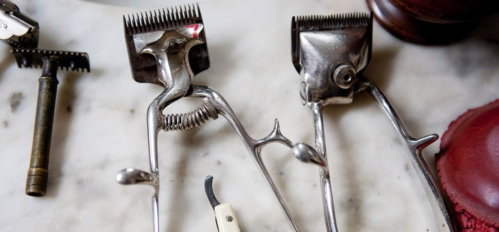 maszynka do strzyżenia włosów - krótka historia