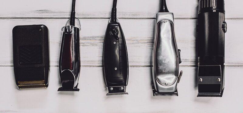 historia maszynek do włosów