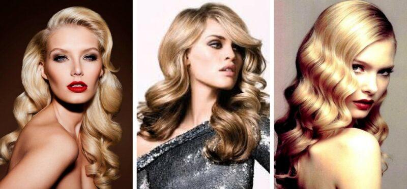 loki włosy blond