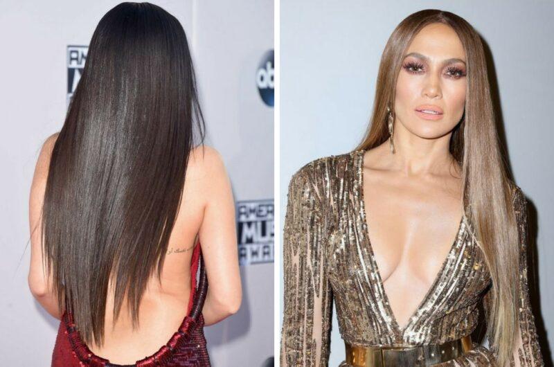 Glass hair, szklane włosy