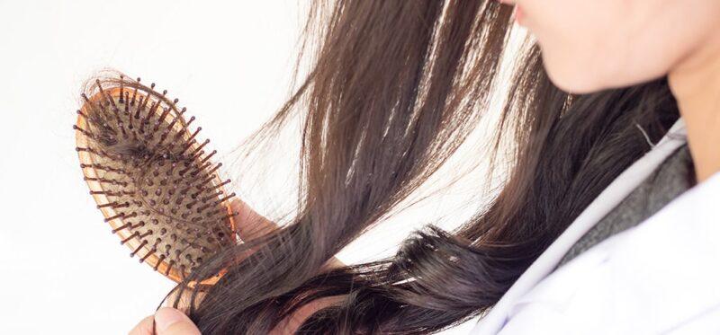 co zrobić żeby włosy nie wypadały