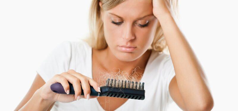 co zrobić żeby powstrzymać wypadanie włosów