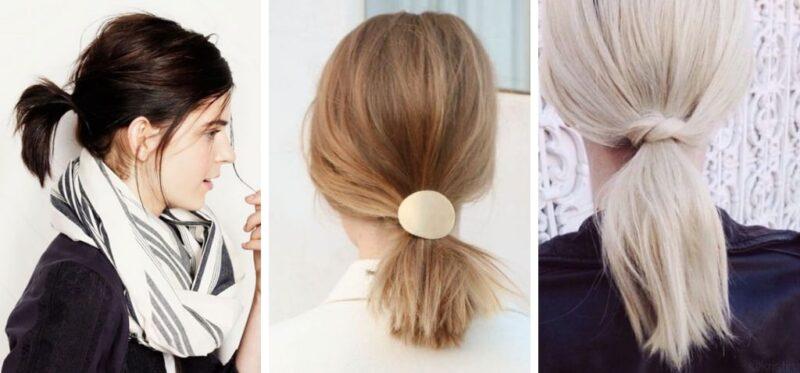 inspiracje na szybkie fryzury