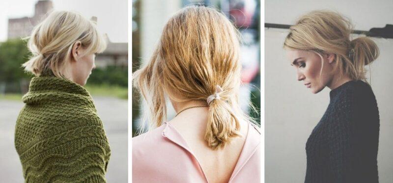 szybkie fryzury, fajne i łatwe fryzury