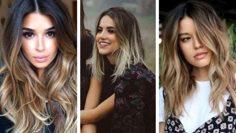 Brązowe Ombre Sprawdź Czy Do Ciebie Pasuje Blog Hairstore