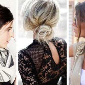 Proste i szybkie fryzury