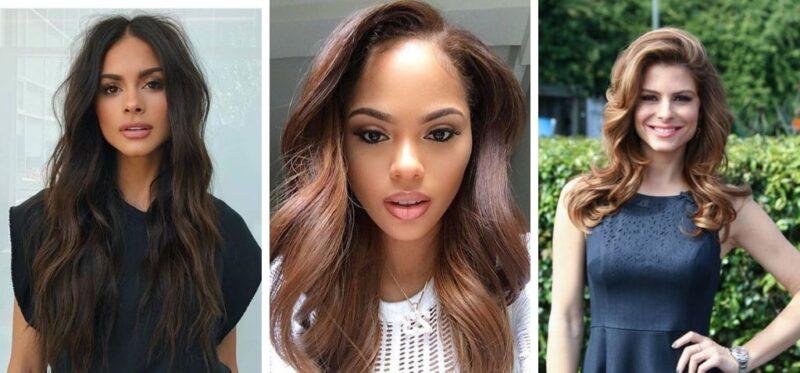 brązowe włosy, miodowy brąz, złoty brąz, ciemny brąz, odcienie brązowych włosów, ciemny brąz