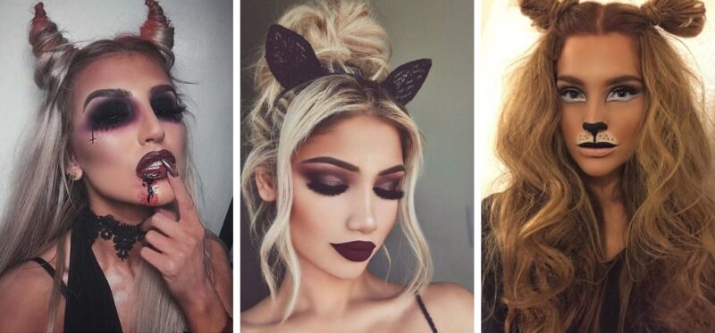 Fryzury Na Halloween 2018 A Do Tego Upiorne Makijaże Blog Hairstore