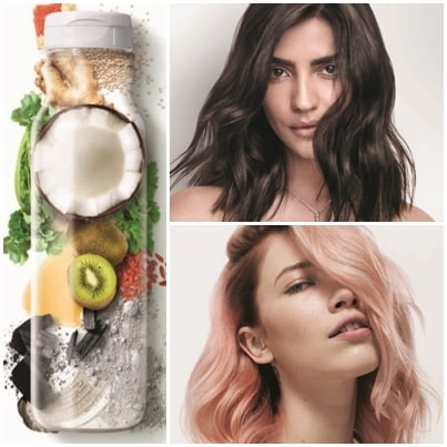 pielęgnacja włosów z biolage raw