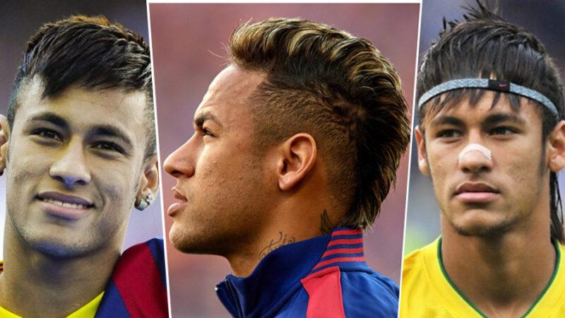 Nie Wszystkie Fryzury Neymara Blog Hairstore