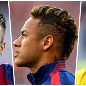 Wszystkie fryzury Neymara