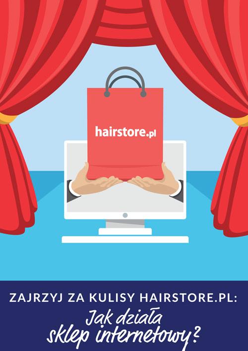 E-book Hairstore: Jak działa sklep Hairstore.pl