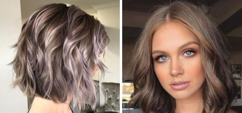 Mushroom Brown Hair Czyli Nowy Trend Na Jesień 2018 Blog Hairstore