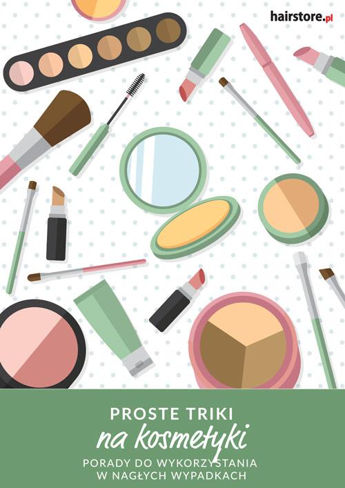 E-book Hairstore: Proste triki na kosmetyki