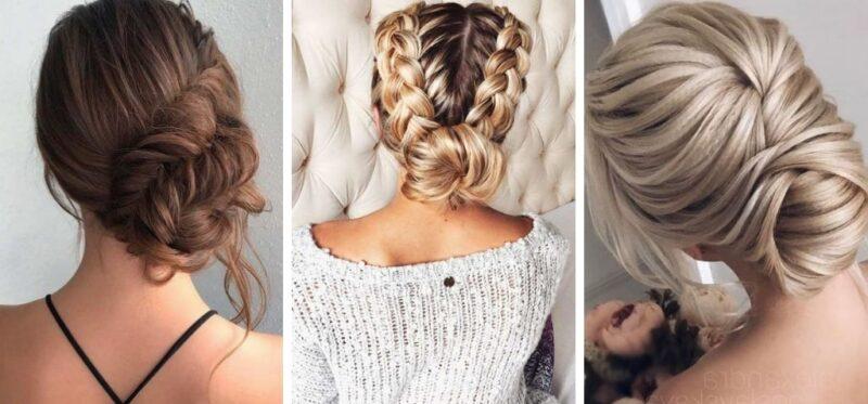 eleganckie fryzury z upiętych włosów