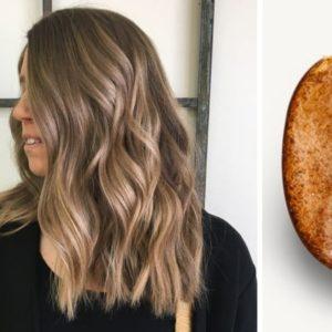 blonde roast to nowy trend w koloryzacji włosów, szczególnie dla brunetek, inspirowany lekko paloną kawą
