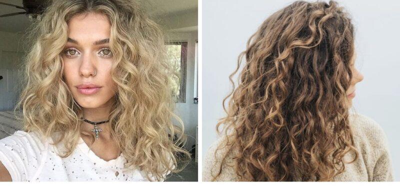 loki to sposób na ciernkie włosy, długie cienkie włosy warto zakręcić, kręcone włosy