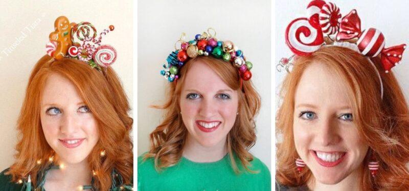 śmieszne fryzury damskie