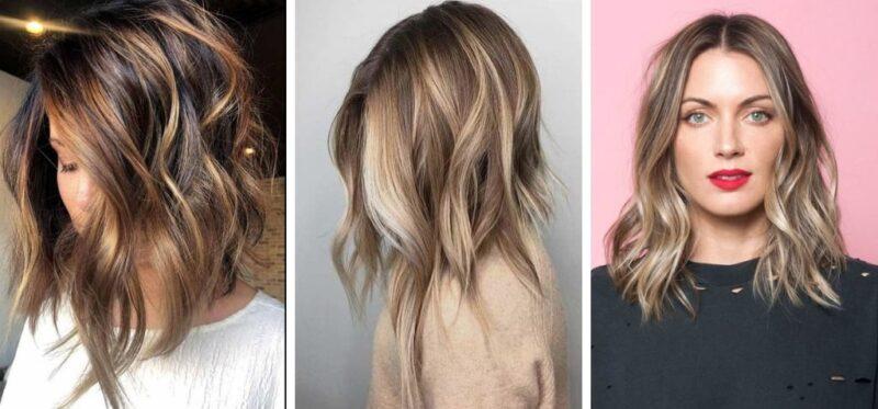 pasemka na cienkich włosach, farbowanie cienkich włosów, czy można farbować cienkie włosy