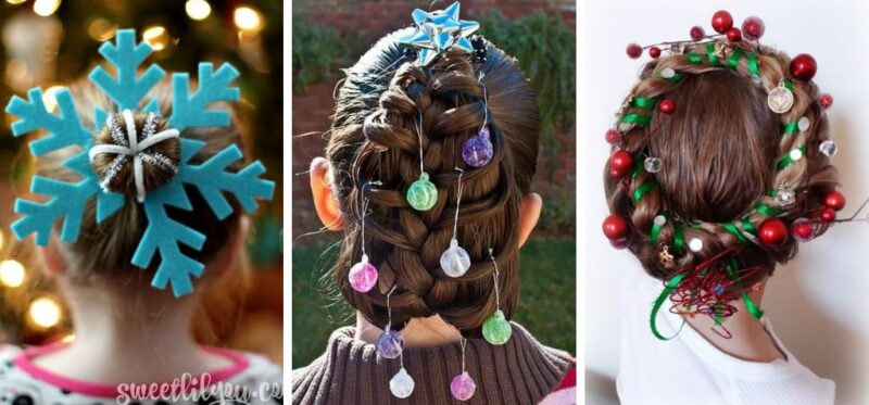 śmieszne fryzury dla dziewczynek