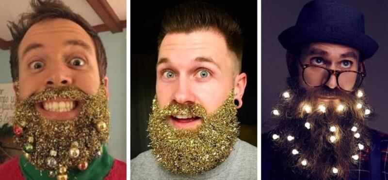 śmieszna broda, brodacze, broda na święta