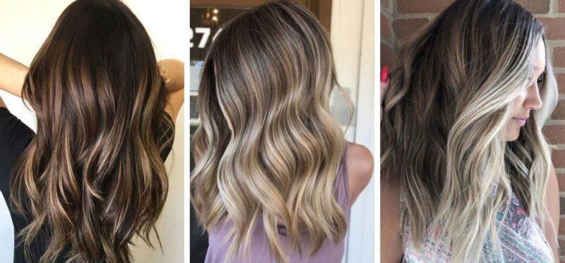 strandlights, pasemka, rozjaśniane włosy
