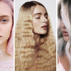 jakie fryzury były modne w 2018, trendy 2018, koloryzacja włosów 2018