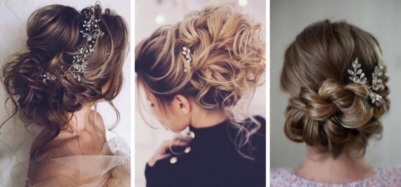 koki, fryzury na studniówkę, fryzura na studniówkę, elegancka fryzura