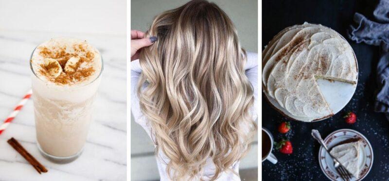 vanilla chai blonde, waniliowy blond