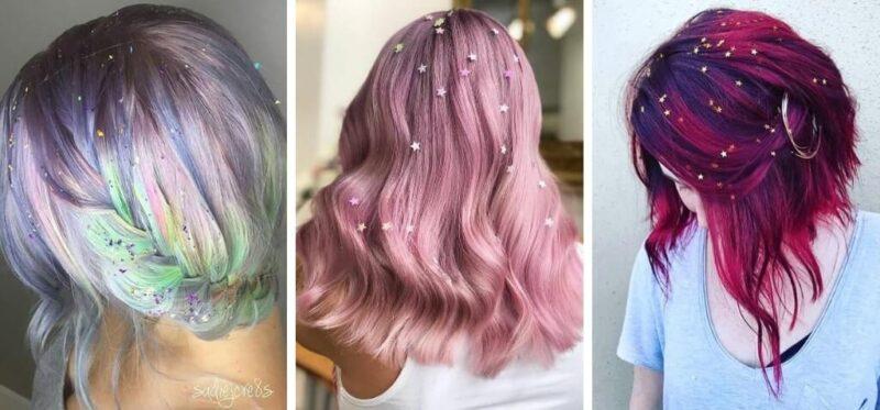 fryzura na impreze, fryzura na bal, fryzura na sylwestra, fryzura na karnawał